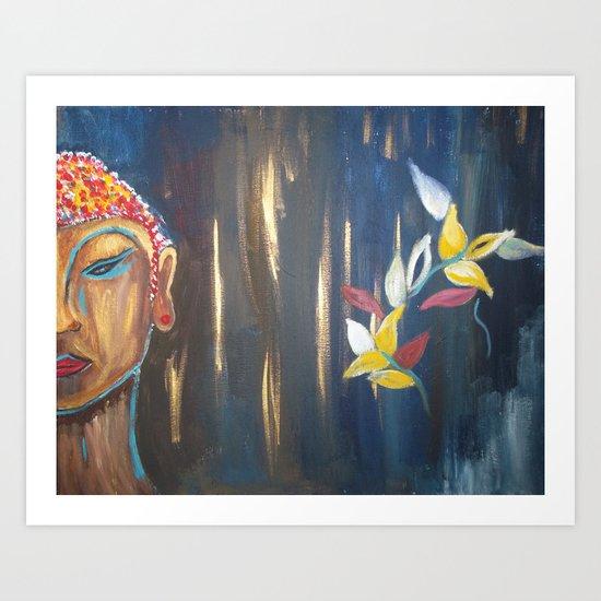 The Zen Within Art Print