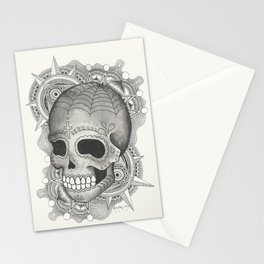 Dia De Muerto - Explosion Stationery Cards