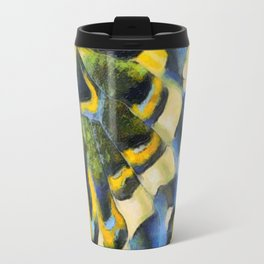 Butterfly wing Travel Mug