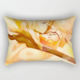 Sexy Mercy III Rectangular Pillow