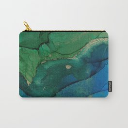 Ocean gold Carry-All Pouch