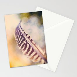 Let the wind carry you Stationery Cards