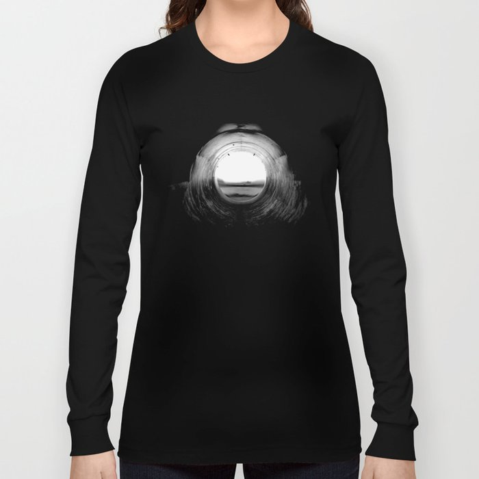 curl. Long Sleeve T-shirt