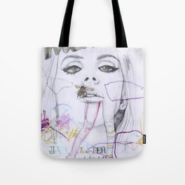 Interview Tote Bag