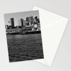 On the Waterfront Stationery Cards