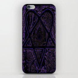 Nightmare Heartagram iPhone Skin
