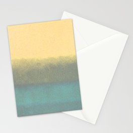 water color 2 Stationery Cards