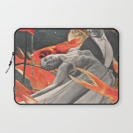 All Going Swimmingly  Laptop Sleeve