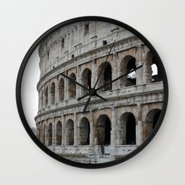 Colosseo Wall Clock