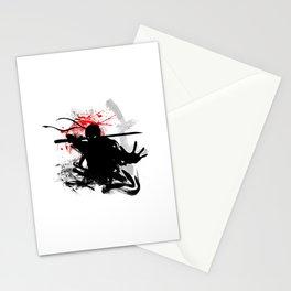 Japan Ninja Stationery Cards