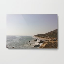Not Only for Malibu Barbie Metal Print