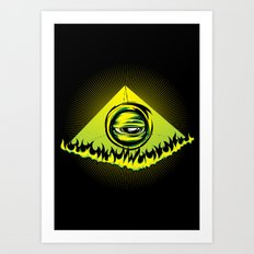 Mind's Eye Art Print