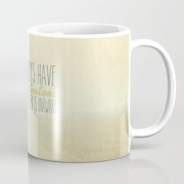 All Journeys Have Secret Destinations  Coffee Mug