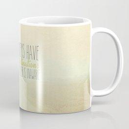 All Journeys Have Secret Destinations  Coffee Mug
