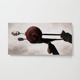Tools: Hand Drill Metal Print