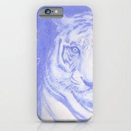Watercolor Tiger - Enough iPhone Case