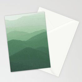 Hunter Mountain summer Stationery Cards