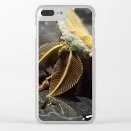 Mothra Clear iPhone Case