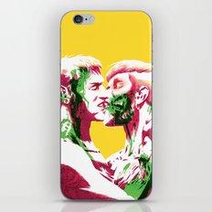 Maneater iPhone & iPod Skin