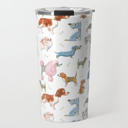 All About Dogs Travel Mug