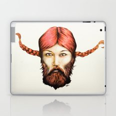 Wendy, The Bearded Lady Laptop & iPad Skin