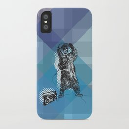 O&P: MC Grizzly Pt.2 - So Grizzly Right Now! iPhone Case