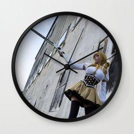 I have my sights set high Wall Clock