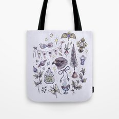 Ravenclaw, Creativity and Wit Tote Bag
