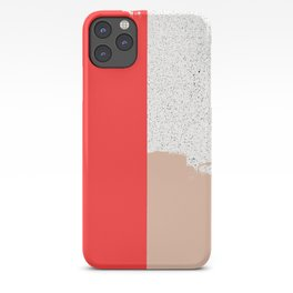 Mid Sun iPhone Case