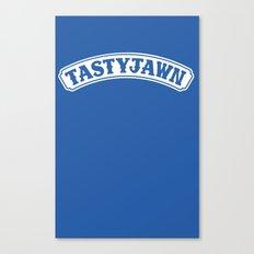 Tasty Jawn Canvas Print