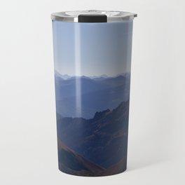 Mountain Morning Travel Mug