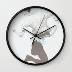 CIRCUITRY SURGERY 6 Wall Clock