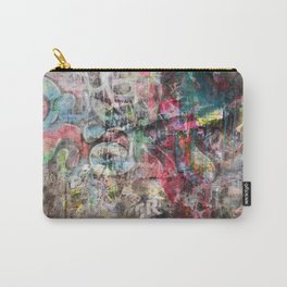 Grunge wall in Brixton Carry-All Pouch