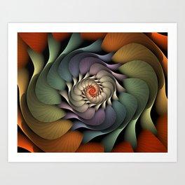 Jardinere Art Print