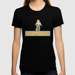 Jennifer Lawrence stepping over responsibilities Oscars 2018 T-shirt
