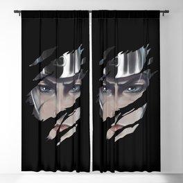 Tobirama Face Blackout Curtain