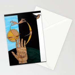 Lend A Hand Stationery Cards