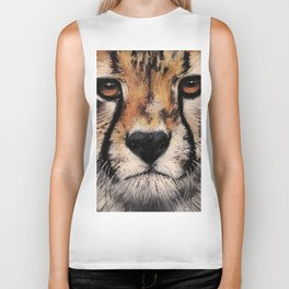 Cheetah, Savannah Hunter Biker Tank