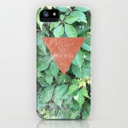 V. iPhone Case