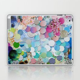 Blueberry Garden Laptop & iPad Skin