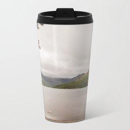 Trees & Water Metal Travel Mug