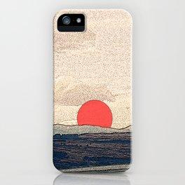 Tokyo drift iPhone Case