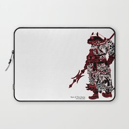 Chinese zodiac sign, Year of the horse Laptop Sleeve