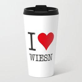 I <3 WIESN Travel Mug