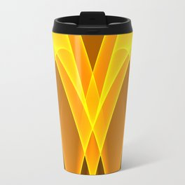Abstract #17 Travel Mug