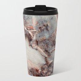 Marble Texture 85 Metal Travel Mug