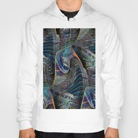 architect Hoodies featuring the delusional architect by David  Gough