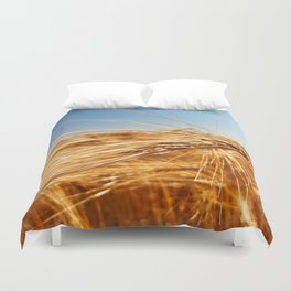treasures of summer Duvet Cover