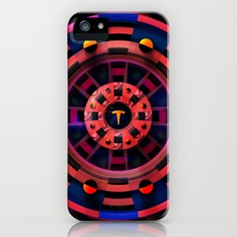 Cosmic dome iPhone Case