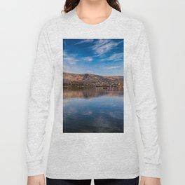 Llanberis Lake Reflections Long Sleeve T-shirt